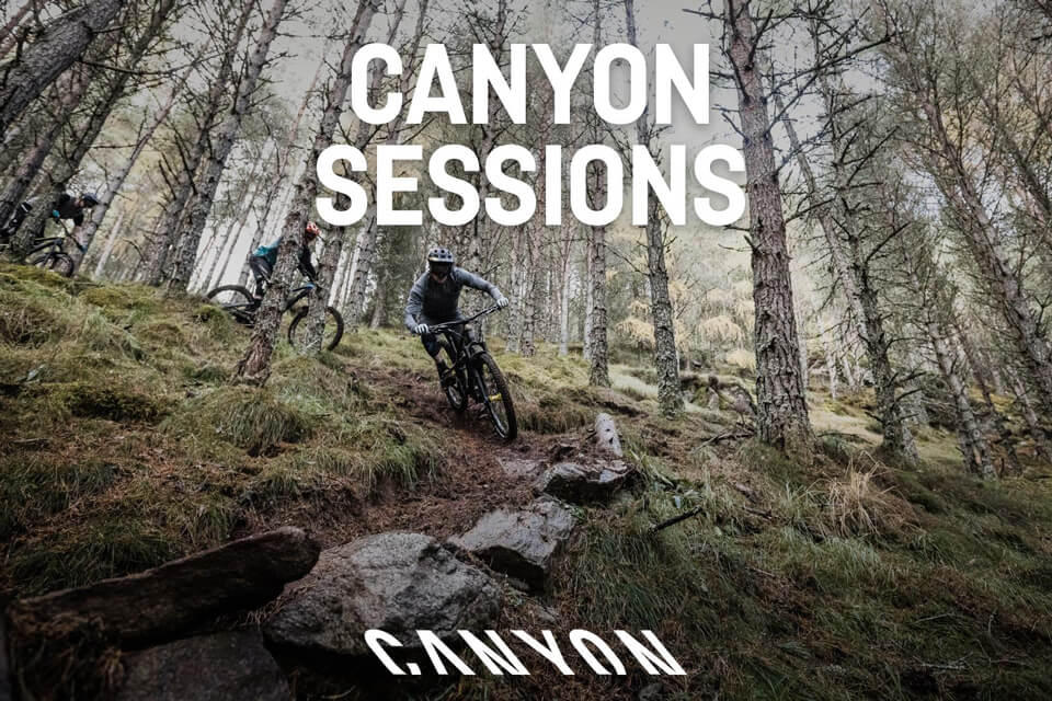 Mielakka Bikepark Canyon Sessions