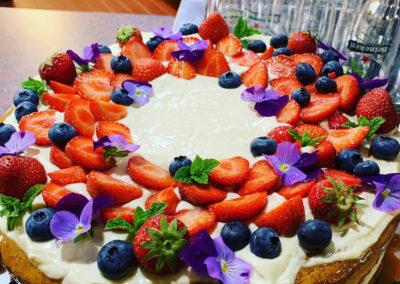 Catering kakku tilaus Kouvola