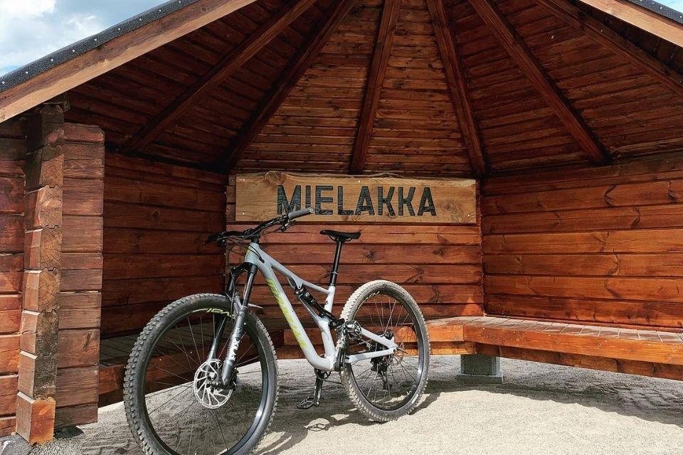 Bikepark laavu