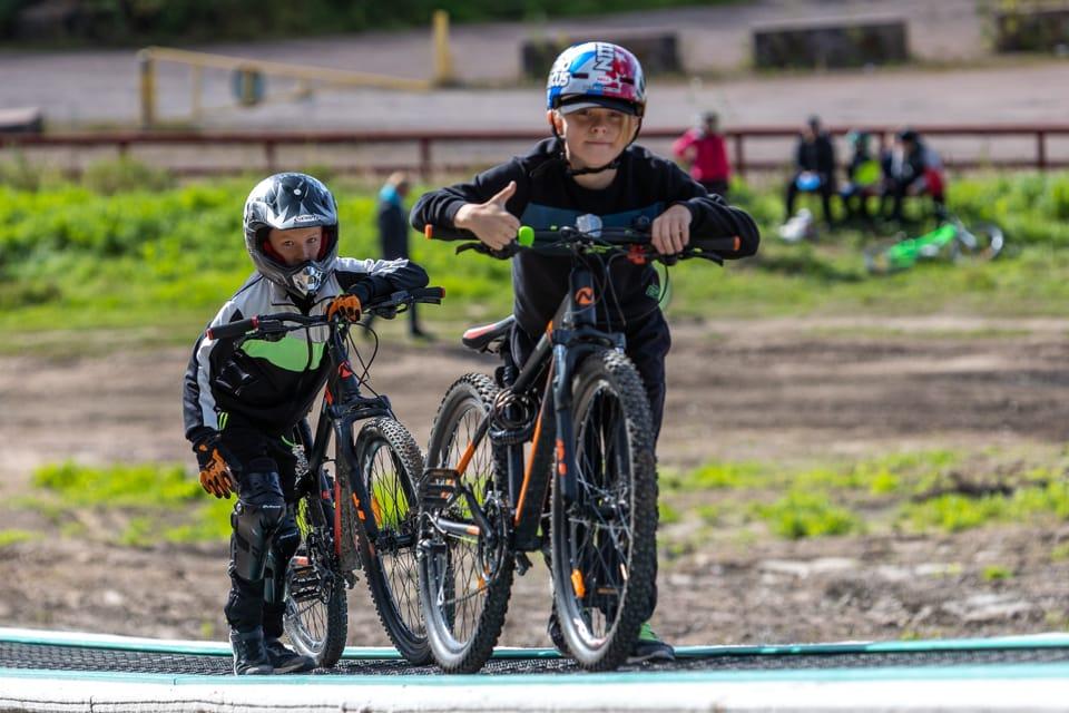 Lasten Bikepark Mielakka